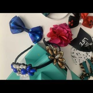 Abercrombie & Fitch Accessories - Assorted Lot of Girl Hair Bows Headbands Music